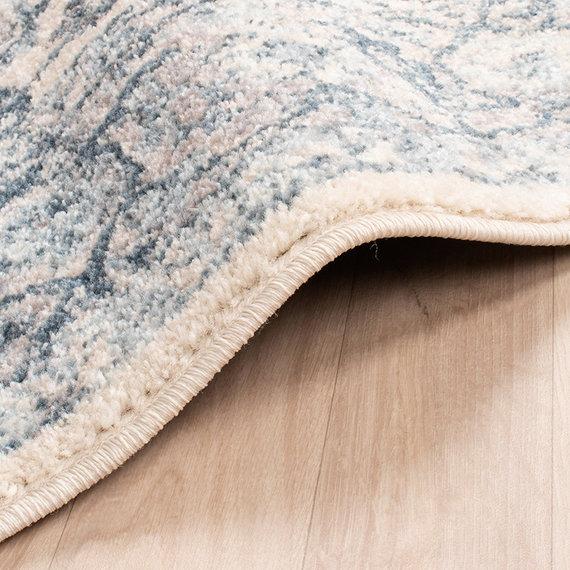 FRAAI Vintage vloerkleed - Inspire Blauw/Creme No. 218