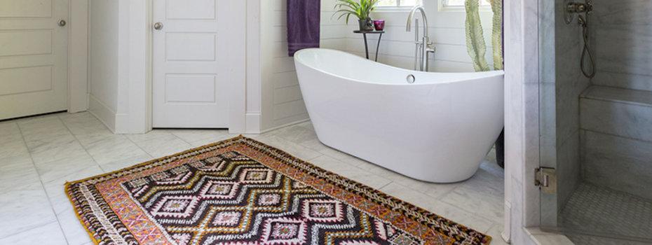 Welk vloekleed is geschikt voor de badkamer?