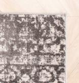 FRAAI Patchwork vloerkleed - Deep Taupe/Grijs