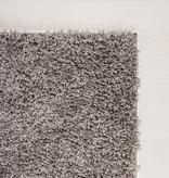 FRAAI Hoogpolig vloerkleed - Solid Licht grijs