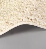 FRAAI Hoogpolig vloerkleed - Solid Wit
