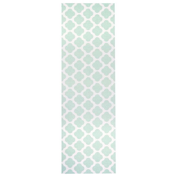 Zala living Wasbare keukenloper - Cook and Clean Flair Mint
