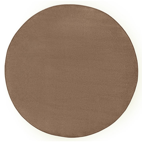 Hanse Home Rond vloerkleed - Fancy bruin
