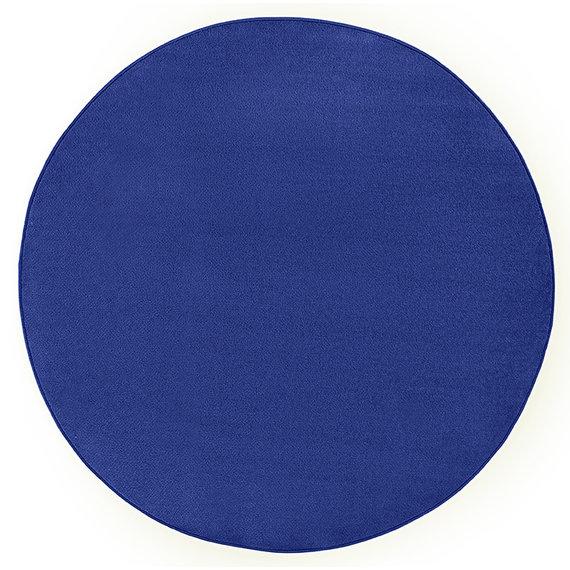 Hanse Home Rond vloerkleed - Fancy blauw