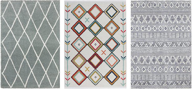 Berber tapijt
