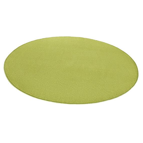 Hanse Home Rond vloerkleed - Fancy Groen