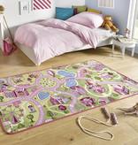 Hanse Home Kindervloerkleed - Play Sweettown Roze