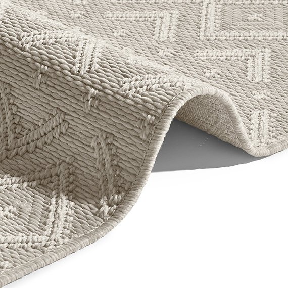 Zala living Modern vloerkleed - Alley Creme
