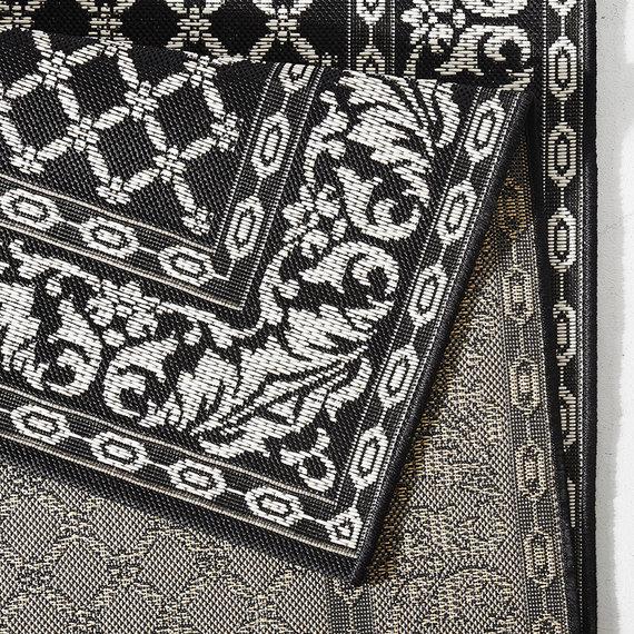 Bougari Vloerkleed - Royal zwart