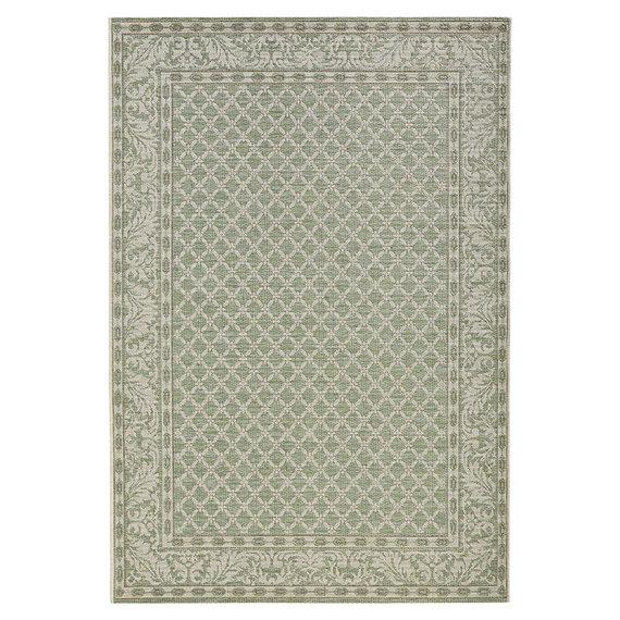 Bougari Vloerkleed - Royal groen