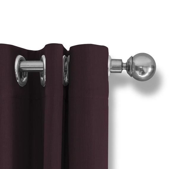 Lifa Living Luxe Verduisterende Gordijnen - Wine - Ringen