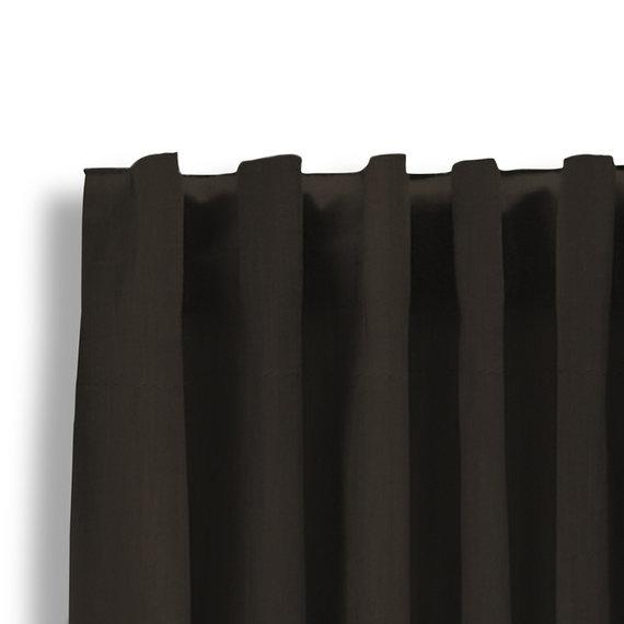 Lifa Living Luxe Verduisterende Gordijnen - Bruin - Haken