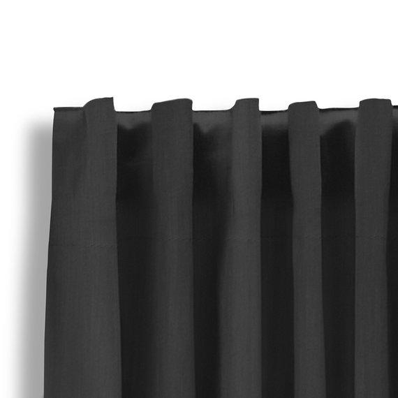 Lifa Living Luxe Verduisterende Gordijnen - Donker Taupe - Haken