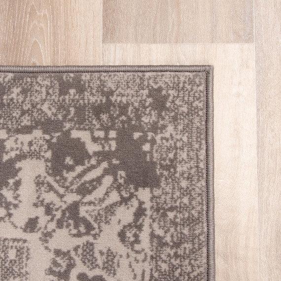 FRAAI Vintage vloerkleed - Miracle Donkergrijs / Bruin