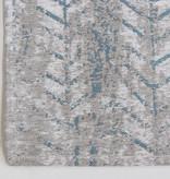 Louis de Poortere Vintage vloerkleed - Mad Men Tribeca Blue 8927