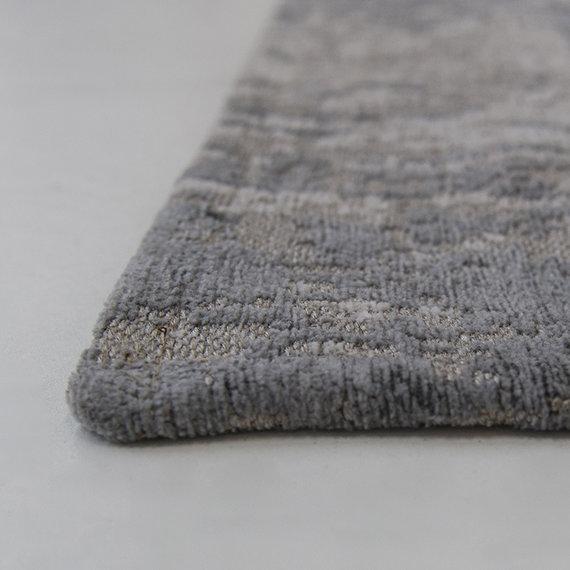 Louis de Poortere Vintage vloerkleed - Mad Men Jersey Stone 8420