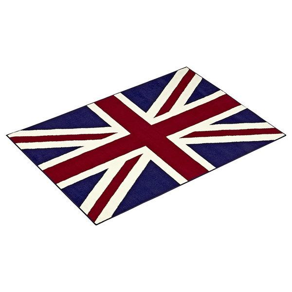 Kindervloerkleed - Union Jack