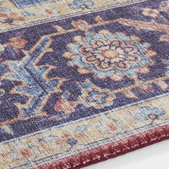 Nouristan Vintage loper - Asmar Anthea Rood