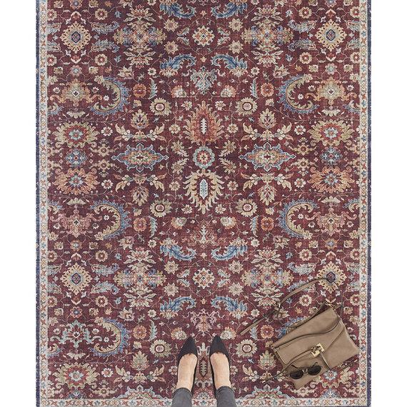 Nouristan Vintage loper - Asmar Viviana Rood