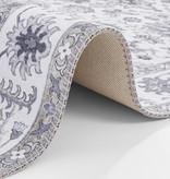 Nouristan Vintage vloerkleed - Asmar Viviana Grijs