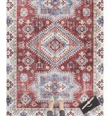 Nouristan Vintage vloerkleed - Asmar Gratia Rood