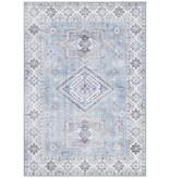 Nouristan Vintage vloerkleed - Asmar Gratia Blauw