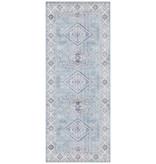 Nouristan Vintage loper - Asmar Gratia Blauw