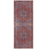 Nouristan Vintage loper - Asmar Amata Rood