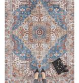Nouristan Vintage vloerkleed - Asmar Sylla Blauw