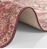 Nouristan Vintage loper - Asmar Leta Rood