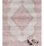 Nouristan Vintage loper - Asmar Carmen Rood