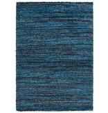 Mint Rugs Scandinavisch Vloerkleed - Nomadic Chic Blauw