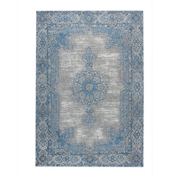 FRAAI Vintage vloerkleed - Dreams Grijs/Blauw
