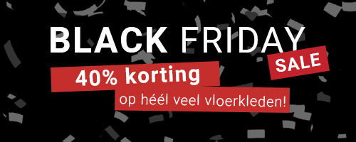 Black Friday vloerkleden deals