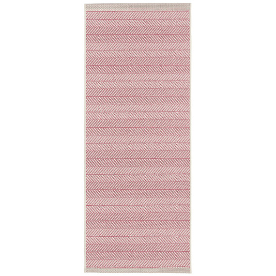 Bougari Moderne Loper - Caribbean Roze