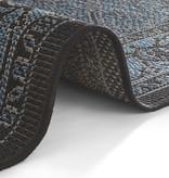 Bougari Vintage Buitenkleed - Java Anjara Antraciet
