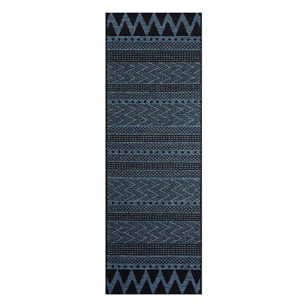 Scandinavisch Loper - Java Sidon Blauw