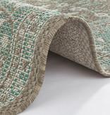 Bougari Vintage Buitenkleed - Java Konya Groen