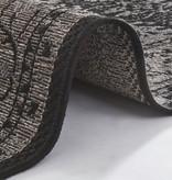 Bougari Vintage Buitenkleed - Java Konya Zwart