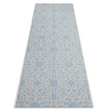 Bougari Moderne Loper - Java Nebo Blauw