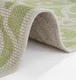 Bougari Modern Buitenkleed - Java Nebo Groen