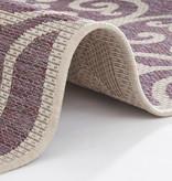 Bougari Modern Buitenkleed - Java Nebo Lila