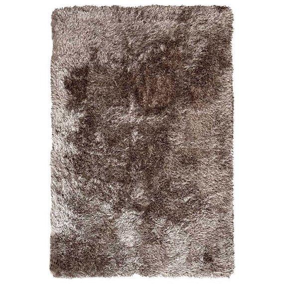 Antoin Carpets Hoogpolig vloerkleed - Love Shaggy Licht bruin