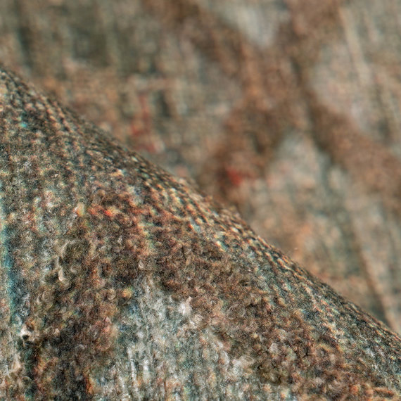 Kay Vintage vloerkleed - Antica 125 Blauw Goud