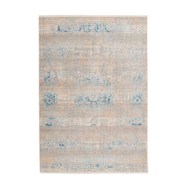 Vintage vloerkleed - Bach 300 Grijs