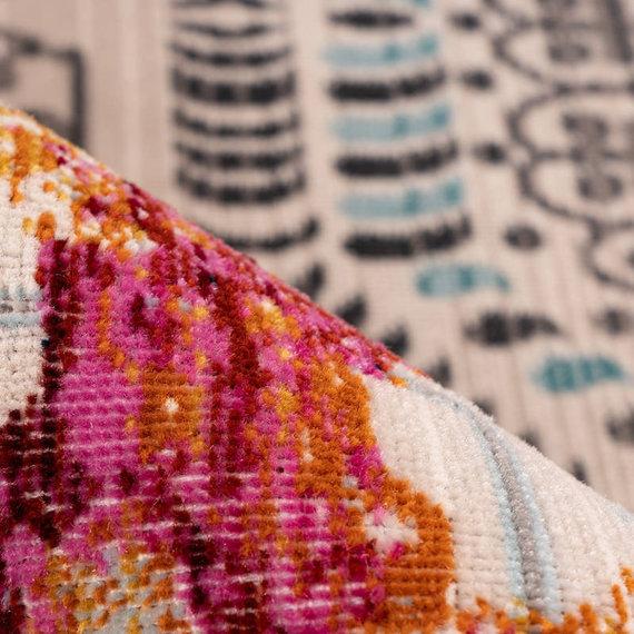 Kay Vintage vloerkleed - Arira 925 Multi Rood
