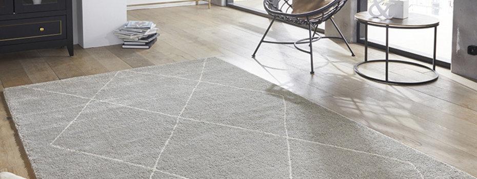 4 redenen voor een zilverkleurig tapijt