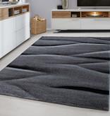 Adana Carpets Modern vloerkleed - Lucca Zwart