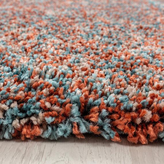 Adana Carpets Hoogpolige loper - Enjoy Terra