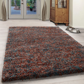 Adana Carpets Hoogpolig vloerkleed - Enjoy Terra